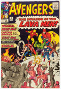 Silver Age (1956-1969):Superhero, The Avengers #5 (Marvel, 1964) Condition: FN....