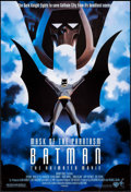 """Movie Posters:Animation, Batman: Mask of the Phantasm (Warner Brothers, 1993). One Sheet (27"""" X 40.25"""") DS. Animation.. ..."""