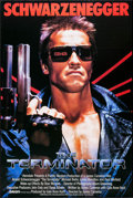 "Movie Posters:Science Fiction, The Terminator (Orion, 1984). One Sheet (26.25"" X 39.25""). ScienceFiction.. ..."