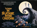 "Movie Posters:Animation, The Nightmare Before Christmas (Touchstone, 1993). British Quad(30"" X 40"") DS Advance. Animation.. ..."