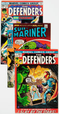Bronze Age (1970-1979):Superhero, The Defenders Group of 23 (Marvel, 1972-75) Condition: Average FN.... (Total: 23 Comic Books)