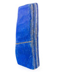 Lapidary Art:Carvings, Lapis Free-Form. Afghanistan. 11.02 x 3.35 x 1.85 inches (28.00 x 8.50 x 4.70 cm). ...