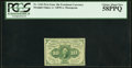 Fractional Currency:First Issue, Fr. 1242 10¢ First Issue PCGS Choice About New 58PPQ.. ...