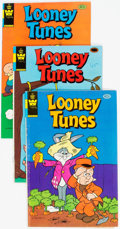 Modern Age (1980-Present):Humor, Looney Tunes #1-47 Group (Whitman, 1975-84) Condition: AverageVG.... (Total: 47 Comic Books)