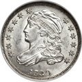 Bust Dimes, 1830 10C Medium 10C, JR-6, R.2, MS64 NGC....
