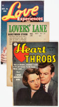 Golden Age (1938-1955):Romance, Golden Age Romance Photo Cover Group of 3 (Various Publishers,1950s) Condition: Average VF-.... (Total: 3 Comic Books)