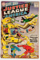 The Brave and the Bold #29 Justice League of America (DC, 1960) Condition: VG-