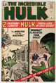 The Incredible Hulk #4 (Marvel, 1962) Condition: GD