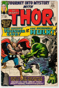 Silver Age (1956-1969):Superhero, Journey Into Mystery #112 (Marvel, 1965) Condition: GD/VG....