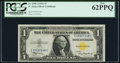 Fr. 2306 $1 1935A North Africa Silver Certificate. PCGS New 62PPQ