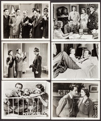 """Another Thin Man (MGM, 1939). Photos (12) (8"""" X 10"""" & 7"""" X 9""""). Mystery. ... (Total: 12 Items)"""
