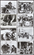 """Movie Posters:Exploitation, Hell's Angels '69 (American International, 1969). Photos (24) (8"""" X 10""""). Exploitation.. ... (Total: 24 Items)"""