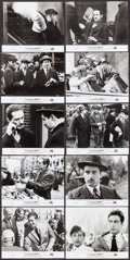 """Movie Posters:Crime, The Godfather Part II (Paramount, 1974). Very Fine-. Photos (23) (8"""" X 10""""). Crime.. ..."""