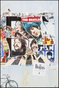 """Movie Posters:Rock and Roll, The Beatles Anthology 3 & Other Lot (Apple/Capitol Records, 1996). Album Posters (2) (20"""" X 30"""") Klaus Voormann Artwork. Roc... (Total: 2 Items)"""