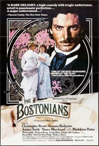 """The Bostonians & Others Lot (Almi Pictures, 1984). One Sheets (4) (27"""" X 41"""", 40"""") & Insert (14&q..."""
