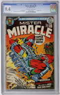 Bronze Age (1970-1979):Superhero, Mister Miracle #6 (DC, 1972) CGC NM 9.4 Off-white to white pages....