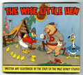 Golden Age (1938-1955):Cartoon Character, The Wise Little Hen #1935 (David McKay, 1935) Condition: VG/FN....