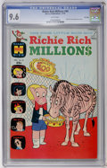 Bronze Age (1970-1979):Cartoon Character, Richie Rich Millions #44 File Copy (Harvey, 1970) CGC NM+ 9.6 Whitepages....