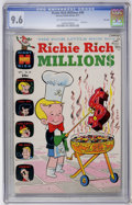 Bronze Age (1970-1979):Cartoon Character, Richie Rich Millions #49 File Copy (Harvey, 1971) CGC NM+ 9.6 Off-white to white pages....