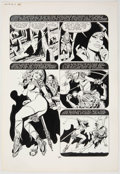 "Original Comic Art:Panel Pages, Frank Thorne 1994 ""Ghita of Alizarr"" Story Page Original Art (Warren, 1982)...."
