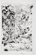 Original Comic Art:Panel Pages, Mark Bagley and John Dell Deadpool: Assassin #1 Story Page22 Original Art (Marvel, 2018)....