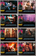 """Movie Posters:Action, Streets of Fire (Universal, 1984). Lobby Card Set of 8 (11"""" X 14"""").Action.. ... (Total: 8 Items)"""