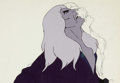 Animation Art:Production Cel, Fire and Ice Lord Nekron Production Cel and Drawing Group (Ralph Bakshi, 1983). ... (Total: 2 Original Art)