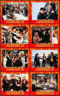 "Charlie's Angels & Others Lot (Columbia, 2000). International Mini Lobby Card Set of 8 (8"" X 10""), Lobby C..."