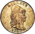 Early Quarter Eagles, 1796 $2 1/2 No Stars on Obverse, BD-2, R.4, XF45 PCGS....