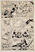 Original Comic Art:Panel Pages, Marshall Rogers Superman Family #194 Story Page 3 Original Art (DC, 1979)....