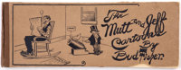 Mutt and Jeff #1 (Cupples & Leon, 1910) Condition: GD