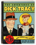 Big Little Book:Mystery, Big Big Book #4055 Dick Tracy (Whitman, 1934) Condition: ApparentVG+....