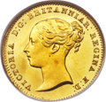 Great Britain, Great Britain: Victoria gold Proof Maundy 3 Pence 1838 PR64 NGC,...