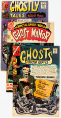 Silver Age (1956-1969):Horror, Charlton Silver Age Horror Comics Group of 69 (Charlton, 1960s)Condition: Average FN.... (Total: 69 Comic Books)