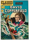 Golden Age (1938-1955):Classics Illustrated, Classics Illustrated #48 David Copperfield - First Edition(Gilberton, 1948) Condition: VF-....