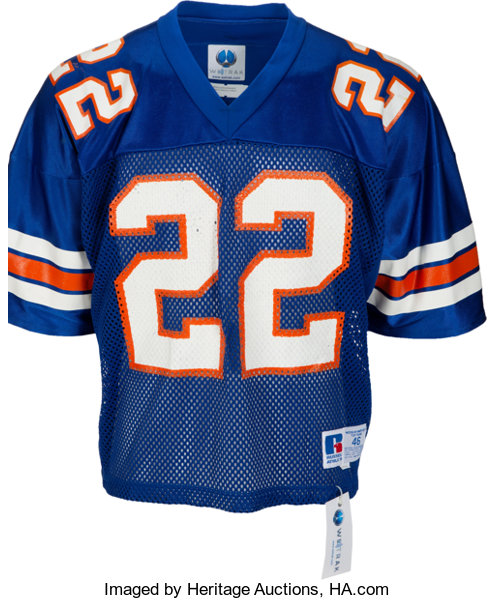 official photos d2409 051bf 1989 Emmitt Smith Game Worn & Signed University of Florida ...