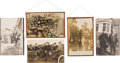 Political:Small Paper (1896-present), William Jennings Bryan et al: Real Photo Postcards....