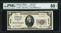 National Bank Notes:Maine, Auburn, ME - $20 1929 Ty. 1 The National Shoe & Leather BankCh. # 2270. ...