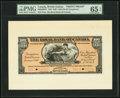 Canadian Currency, Georgetown, British Guiana-Royal Bank of Canada $100 1.2.1920 Ch.#630-36-06FP and #630-36-06BP Front and Back Proofs...