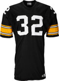 Football Collectibles:Uniforms, 1976 Franco Harris Game Worn Pittsburgh Steelers Jersey, MEARS A10.. ...