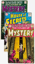 Silver Age (1956-1969):Horror, House of Mystery/House of Secrets Group of 13 (DC, 1957-69)Condition: Average VG+.... (Total: 13 Comic Books)