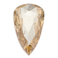Estate Jewelry:Unmounted Diamonds, Unmounted Fancy Brown-Yellow Diamond. ...