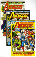 Bronze Age (1970-1979):Superhero, The Avengers Bronze Age Group (Marvel, 1972-74) Condition: VF+ 8.5.The mightiest heroes of them all star in this run of T... (31 ComicBooks)