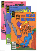 Bronze Age (1970-1979):Cartoon Character, Beep Beep the Road Runner File Copies Box Lot (Gold Key, 1974-80)Condition: Average VF+. This full short box contains appro...