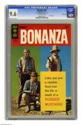 Silver Age (1956-1969):Western, Bonanza #26 File Copy (Gold Key, 1967) CGC NM+ 9.6 Off-white pages. Photo cover. Overstreet 2005 NM- 9.2 value = $80. CGC ce...