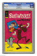 Bronze Age (1970-1979):Cartoon Character, Bullwinkle and Rocky #7 File Copy (Gold Key, 1973) CGC NM- 9.2Off-white to white pages. Overstreet 2005 NM- 9.2 value = $70...