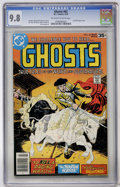 Bronze Age (1970-1979):Horror, Ghosts #62 (DC, 1978) CGC NM/MT 9.8 Off-white to white pages....