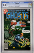 Bronze Age (1970-1979):Horror, Ghosts #66 (DC, 1978) CGC NM/MT 9.8 Off-white to white pages....