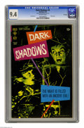 Bronze Age (1970-1979):Horror, Dark Shadows #6 File Copy (Gold Key, 1970) CGC NM 9.4 Off-whitepages. Photo cover. Joe Certa art. Overstreet 2005 NM- 9.2 v...