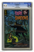 Bronze Age (1970-1979):Horror, Dark Shadows #9 File Copy (Gold Key, 1971) CGC NM- 9.2 Off-whitepages. Joe Certa art. Overstreet 2005 NM- 9.2 value = $80. ...